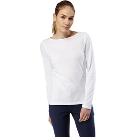 Craghoppers W's NosiLife Erin LS Top Optic White